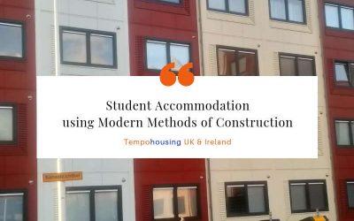Student Accommodation using Modern Methods of Construction