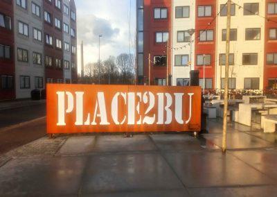 """Utrecht """"Place2BU"""""""