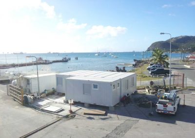 Harbour Office, St Eustatius