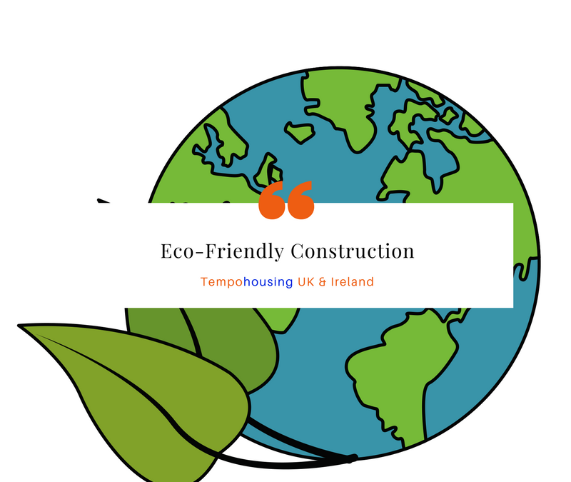 Eco-Friendly Construction