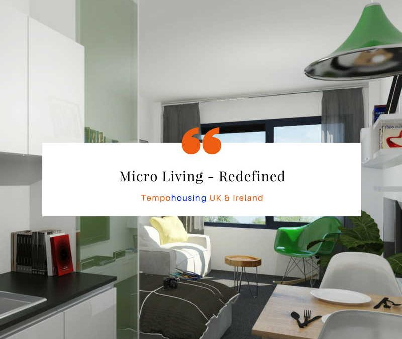 Micro Living – Redefined