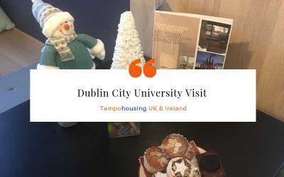 Dublin City University Visit