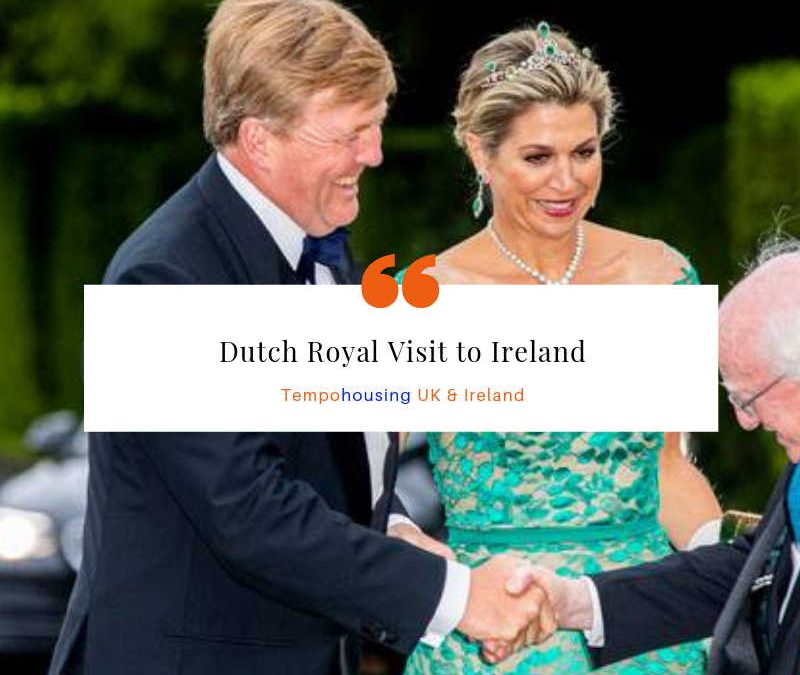 Dutch Royal Visit to Ireland