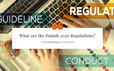 What are the Danish 2020 Regulations?