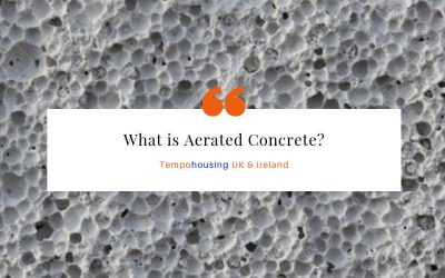 What is Aerated Concrete?