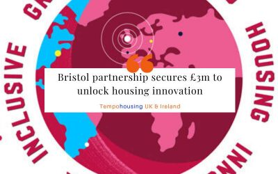 Bristol partnership secures £3m to unlock housing innovation